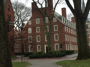 Massachusetts Hall at Harvard Yard